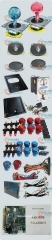 Arcade Bundle With 60 in 1 PCB,16A Power Supply,Joystick,Pushbuttons,Microswitchs,jamma harness,Speakers,coin accepter,coin door
