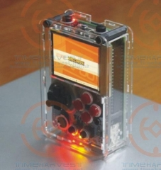 Pocket mini arcade game 2 inch HD IPS LCD Raspberry Pi 3 + 32G card Recalbox system it need booking and available in 20 days