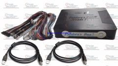 Pandora Box 5 + 2 Player USB Encoder 2 in 1 function 960 games Pandora's Box Arcade Stick with wiring harness HDMI VGA Output