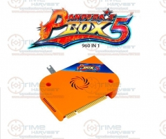 Free shipping the genuine official original Pandora box 5 Arcade JAMMA Version 960 in 1 Game board HDMI / VGA Full HD 720P