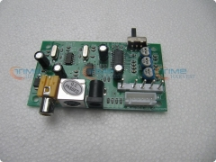 Arcade RGB CGA to TV and Video Composite/converting board-game accessory for arcade game machine/game machine/amusement machine