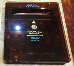 NEW JAMMA CBOX MVS SNK NEOGEO MVS-1B to DB 15P SNK Joypad SS Gamepad With AV RGB Output For NEOGEO 161 in 1 & 120 in 1 Cartridge