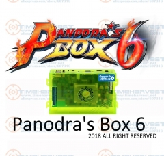 New Arrival original Pandora Box 6 Home Edition 1300 in 1 Games board Family Version for Game Joystick Arcade Marchine Cabinet