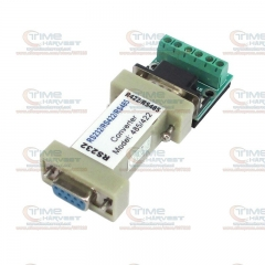 RS232 to RS422 RS485 Connector Data Communication Protocol Adapter Commercial Grade High-performance Passive interface converter