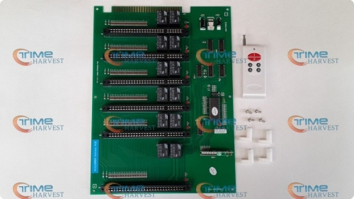 6-in-1 Jamma extension PCB converter board 1 jamma to 6 jamma converting board for arcade game machine/game machine
