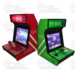 "New Arrival 12 "" LCD Mini Family Table Top Games Machine With 815 in 1 Classic Game Board PCB Normal joystick & Locking Buttons"