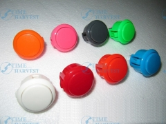 20 pcs of High imitation sanwa button Push Button 30mm for Arcade Game Machine/Game machine parts/Arcade parts