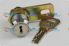 10 pcs 20mm Zinc Alloy Cam Lock can for arcade coin door Arcade cabinet door lock with same model number planus key for cabinet