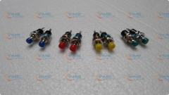 20pcs 7MM Small Button Service Push Button colors Switch for arcade cabinet accessories coin operated game arcade machine parts