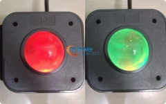 4.5 cm of Diameter trackball 03 illuminated LED ball for Work with 60 in 1 classical game board/Arcade Game Machine accessories