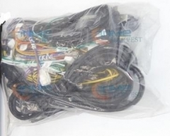 1 set Harness for Super bikes 2 kit ar Racing Game mchine Wires for Coin Operator Arcade Racing Game Amusement Machine
