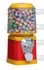 Good Quality Coin Operated Tabletop Gumball Vending Machine Desktop Capsule Vending Cabinet Toy Penny-in-the-slot Coin Vendor