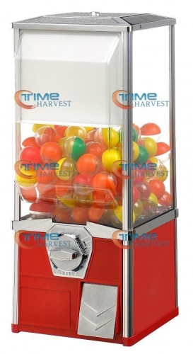 High Quality Coin Operated Slot Machine for Toys and Candy Vending Cabinet Capsule toys vending machine Big Bulk Toy Vendor