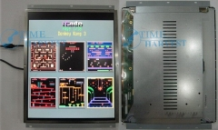 19 inch (4:3) Open Frame LCD With Holder VGA & DVI input For Game Machine Cabinet/Cocktail Machine/slot  game machine