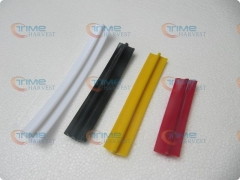Good quality 100 Meter length 18mm width 5 Colour Plastic T-Mould/edging to decorate your arcade machine for arcade game cabinet