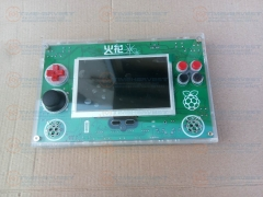 DIY Portbable Horizontal Version Pocket mini arcade game 5' LCD Raspberry Pi 3B 64G card it need booking & available in 20 days