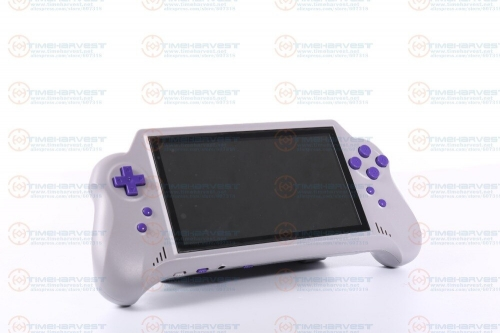 7 inch Horizontal LCD Pocket Family Computer Gameboy HDMI AV out play yellow FC game card it need booking & available in 20 days