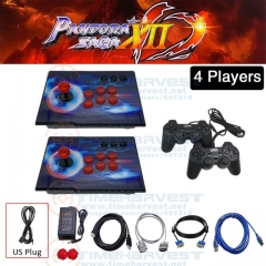 4players with joypad and US plug cable