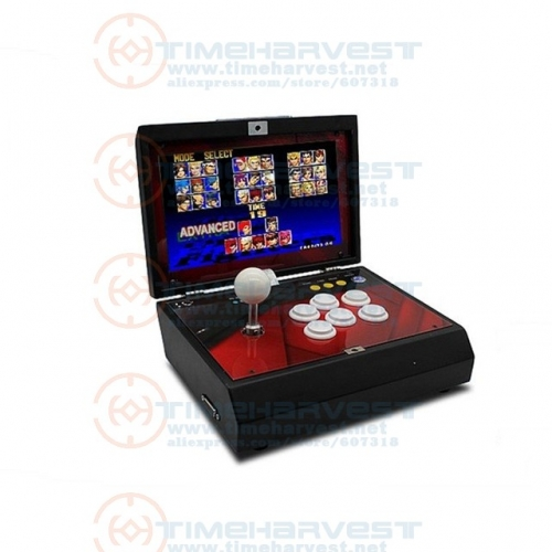 "10"" Pan dora Treasure 3D 2448 in 1 Arcade Console Portable Game box with with WIFI Dowanland More Games Retro Video Machine"