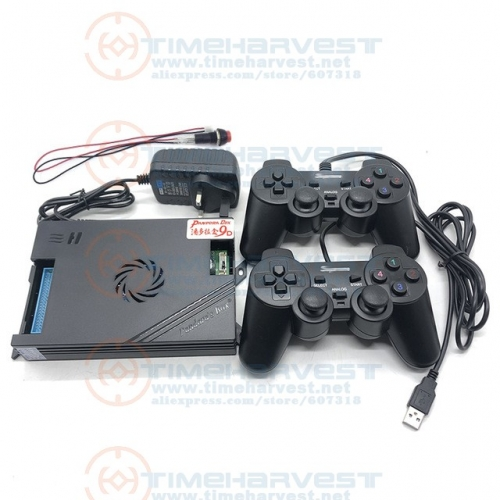 Pan dora Box 9d with 2 players Joypad 2500 in 1 family version support 3P 4P game HDMI VGA output HD 720P for Arcade machine