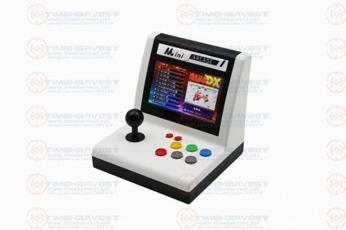 Mini Pan dora box DX Aracde table top 7 inches LCD Screen desktop Video Game Console Multi games 3000 in 1 Arcade Game Machine