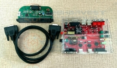 NEW JAMMA to USB Joypad & SNK DB15 Gamepad Super CBOX V4.0 With External Converter For Any JAMMA Arcade Game PCB SNK Motherboard