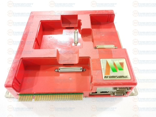 Original Sammy atomiswave used Game Motherboard not included Cartridge Second-hand Atomiswave JAMMA Game Board without game card