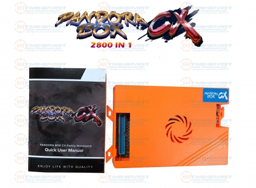 2021 Pandoar Box CX 2800 in 1 Family Version Can Save Game Progress Have 3P 4P games High score record & TEKKEN Killer 3D Game